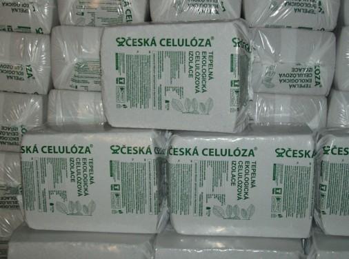 Česká izolace - česká celuloza