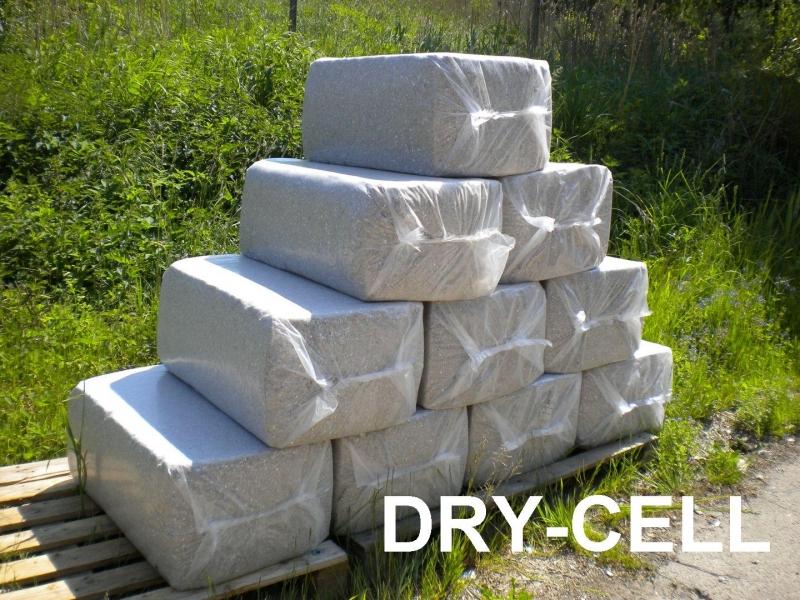 Vysoušecí hmota pro vysušení podlah a zdí po povodních - DRY-CELL