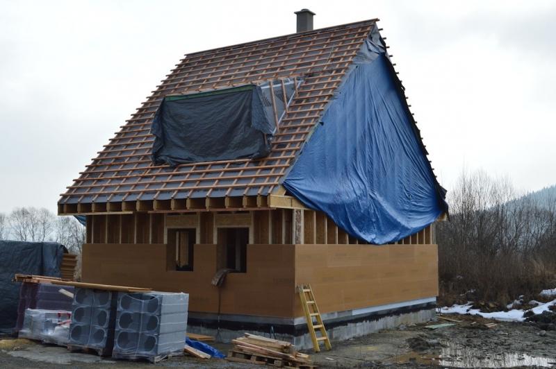 I-OSB stavba