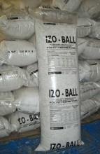 IZO-BALL polystyrénové kuličky pro přípravu polystyrenbetonu