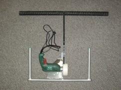 Wallscruber stěnový srovnávač - zarovnávač model 2012